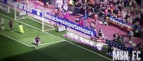 MSN ● Messi - Suarez - Neymar ● The Barcelona Trio   2015 [HD]