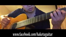 Min ST.319 - Y.Ê.U [Acoustic] [Cover] [Guitar Solo] [demo] by Haketu