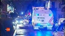 Réactions face aux dérapages de la police belge.avi