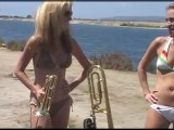 Trombone Talk- Beach Trombones Babes