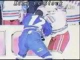 P.J Stock Best fights