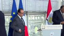 Hollande annonce l'ouverture des musées nationaux 7 jours sur 7