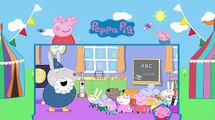 Peppa Pig English Episodes 17 Snowy Mountain, Grampy Rabbit in Space, The Olden Days
