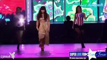 Super Junior Siwon, Ryeowook, Kangin & Sungmin act as girlband and dance Alone (Sistar)
