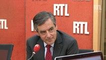 François Fillon invité de Marc-Olivier Fogiel dans RTL Soir