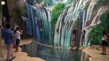 Выставка 3D картин. Таиланд. Art in Paradise Chiang Mai. Illusion Art Museum. 57