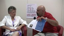 Interview with Françoise Barré-Sinoussi, IAS President-Elect, at IAS 2011