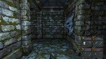 Legend of Grimrock II Wormbound Catacombs - Gate