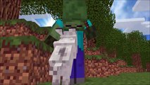 Monster School  Rocky the Dog Minecraft Animation  TDM  TheDiamondMinecart  Trayaurus  TeamMP