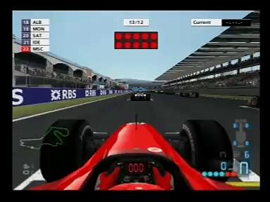 Formula One 2006 – PS2