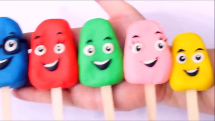 Finger Family Icecreams Nursery Rhymes