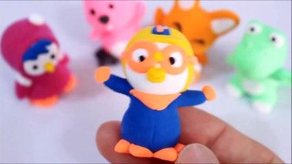 Funny Pororo Finger Puppets Nursery Rhyme