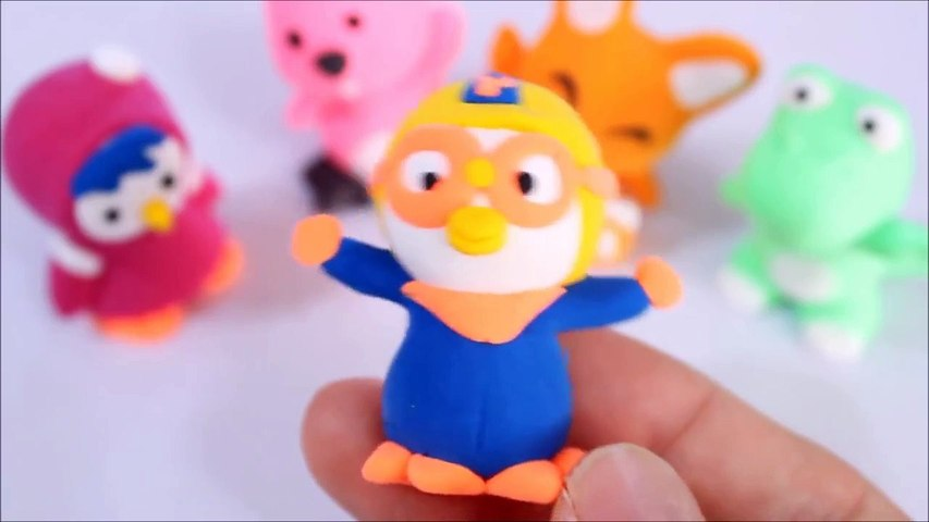 Pororo Play Doh Nursery Rhyme Song
