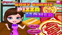 Barbie Baby Pizza Maker ♥ Barbie Cooking Games ♥ Barbie Games for Kids ♥