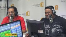 04 09 2015 BRINGUE LIVE Team Feeling sur Polynésie 1ère