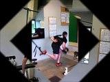 suspension trainer session