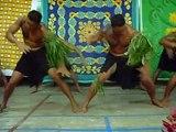 HAKA Marquisien dansé par les jeunes de Papenoo