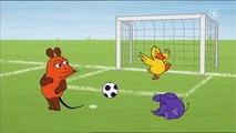 Die Sendung mit der Maus - Die Maus mit Trick zum Elfmeter Tor