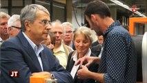 Régionales 2015 : Jean-Jack Queyranne en Haute-Savoie