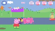Peppa Pig The Golden Boots - Kids Games Kinder Surprise - Peppa Pig The Muddy Puddle Game