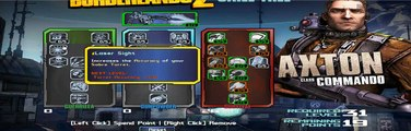 Borderlands 2 - Commando Build - Max Dps Turret/Commando