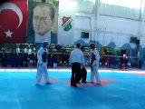 Türkiye Teakwondo 59 KG Bayanlar Milli Takim Seçmesi