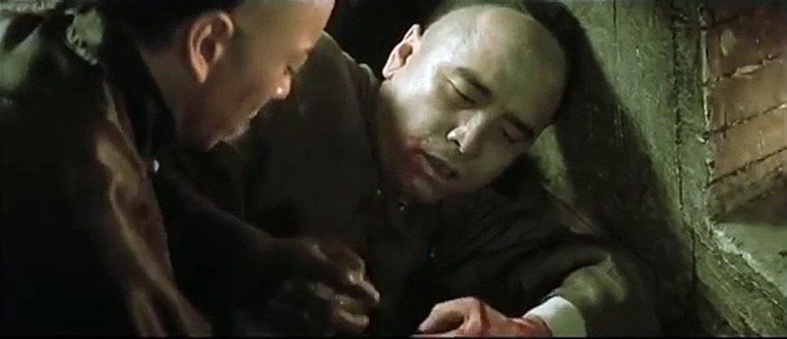Once Upon a Time in China II - Fight Scene 6 - Jet Li vs Donnie Yen | Godialy.com