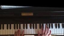 Daydreaming- Dark Dark Dark Piano tutorial (?)