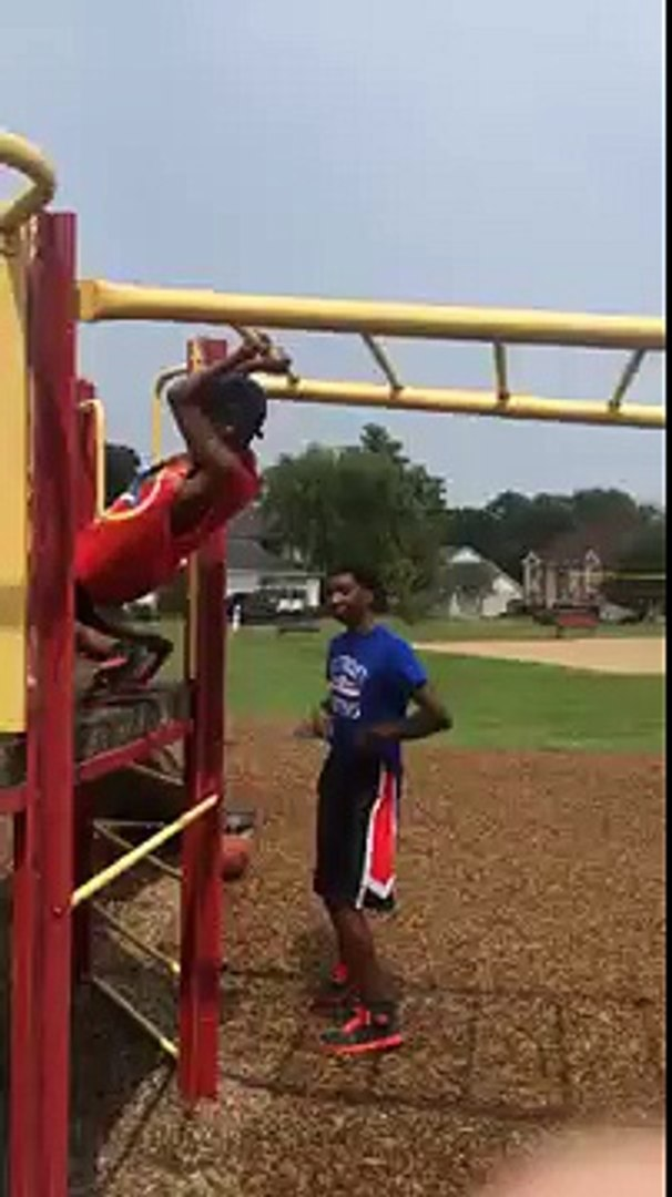 KID FAILS HARD