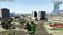 GTAS - Funny Moments / EPIC JUMPS COMPILATION [GTA V,SA,III,IV]