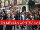 Sevilla: 5000 personas en solidaridad con Palestina
