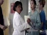 Greys Anatomy 3x12 - George Blames Bailey & Chief about Dad
