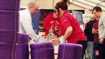 Hull University Union Freshers Fair 2012