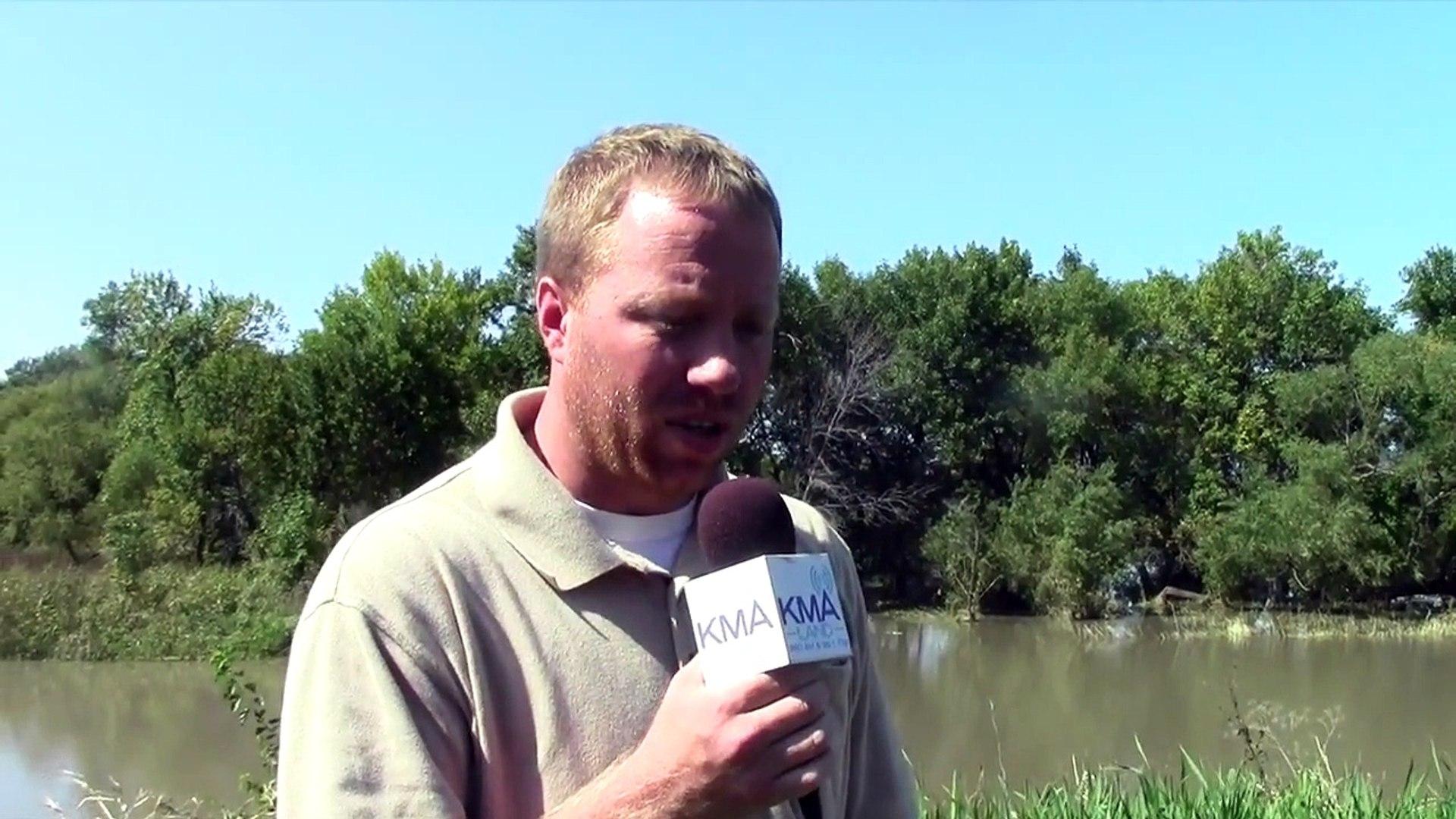 Matt Dollison, Wildlife Biologist-Nishnabotna Wildlife Unit