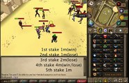 Runescape staking guide with commentary-(make millions)