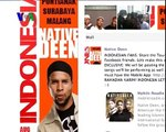 Native Deen Tak Sabar Buka Puasa di Indonesia - Liputan Berita VOA 9 Agustus 2011