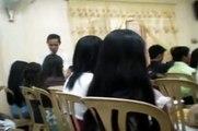 Passagem do Pão no Memorial das Testemunhas de Jeová