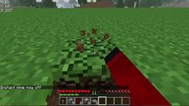 Minecraft: How to Make a 2 by 1 Piston Door in Less Than 60 Seconds