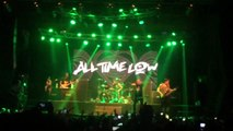 Damned If I Do Ya Damned If I Don't - All Time Low (Groove 2015)