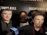 Al Pacino and Robert Deniro at the 'Righteous Kill' premiere