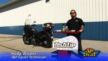 How to Maintain a Motorcycle Chain - J&P Cycles Tech Tip