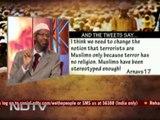 Not sure if Osama Bin Laden & Taliban are Terrorists: Zakir Naik