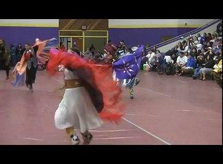 Haskell 2012 Powwow Fancy Shawl
