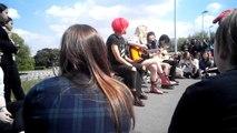 Hey Violet Acoustic Hangout Brussels (Full)