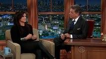 Gina Carano talks Returning to MMA on Craig Ferguson - April 8th 2014