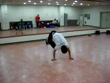 Bboy Pop Training (Gambler Crew)