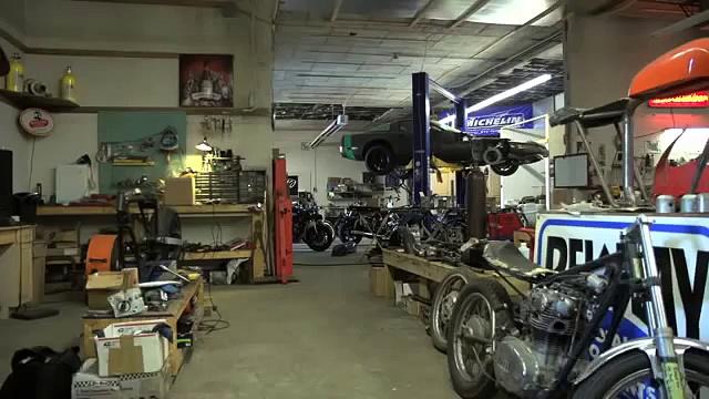 Triumph Cafe Racer | Triumph Bonneville Cafe Racer | Bucephalus Build