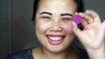 Berry Fall Makeup Tutorial   Kim Thai