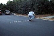 Late backfoot 360 heelflip (backfoot laser flip)