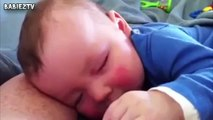 Babies Laughing and Smiling while Sleeping and Dreaming [September 2015 Edition]